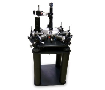 Field-upgradeable cryogenic probe station – Lake Shore Model  CPX