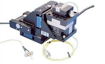 XYZ Positioning Stage System for Fiber Alignment and Photonics Alignment - F-131 from PI
