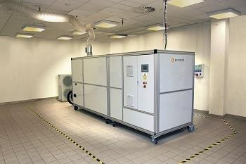 Elmarco Nanospider Air Conditioning Unit