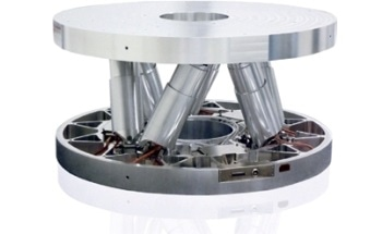 H-850K Parallel Kinematics Hexapod Precision Positioning System for Ultra-High Load from Physik Instrumente