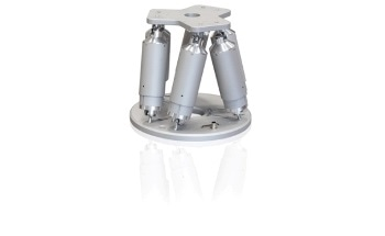 H-820 Low-Cost Hexapod Parallel-Kinematics 6 Axis Positioning System from Physik Instrumente
