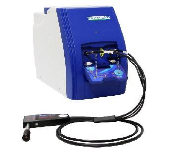 High Resolution Fiber Optic Raman Spectrometer - i-Raman Plus