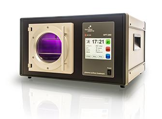 Hennikers HPT -200 Benchtop Plasma Treatment System.