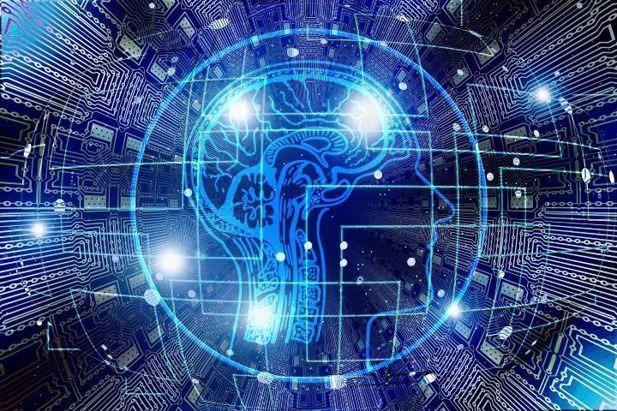 纳米材料穿过大脑一侧的血脑屏障模型