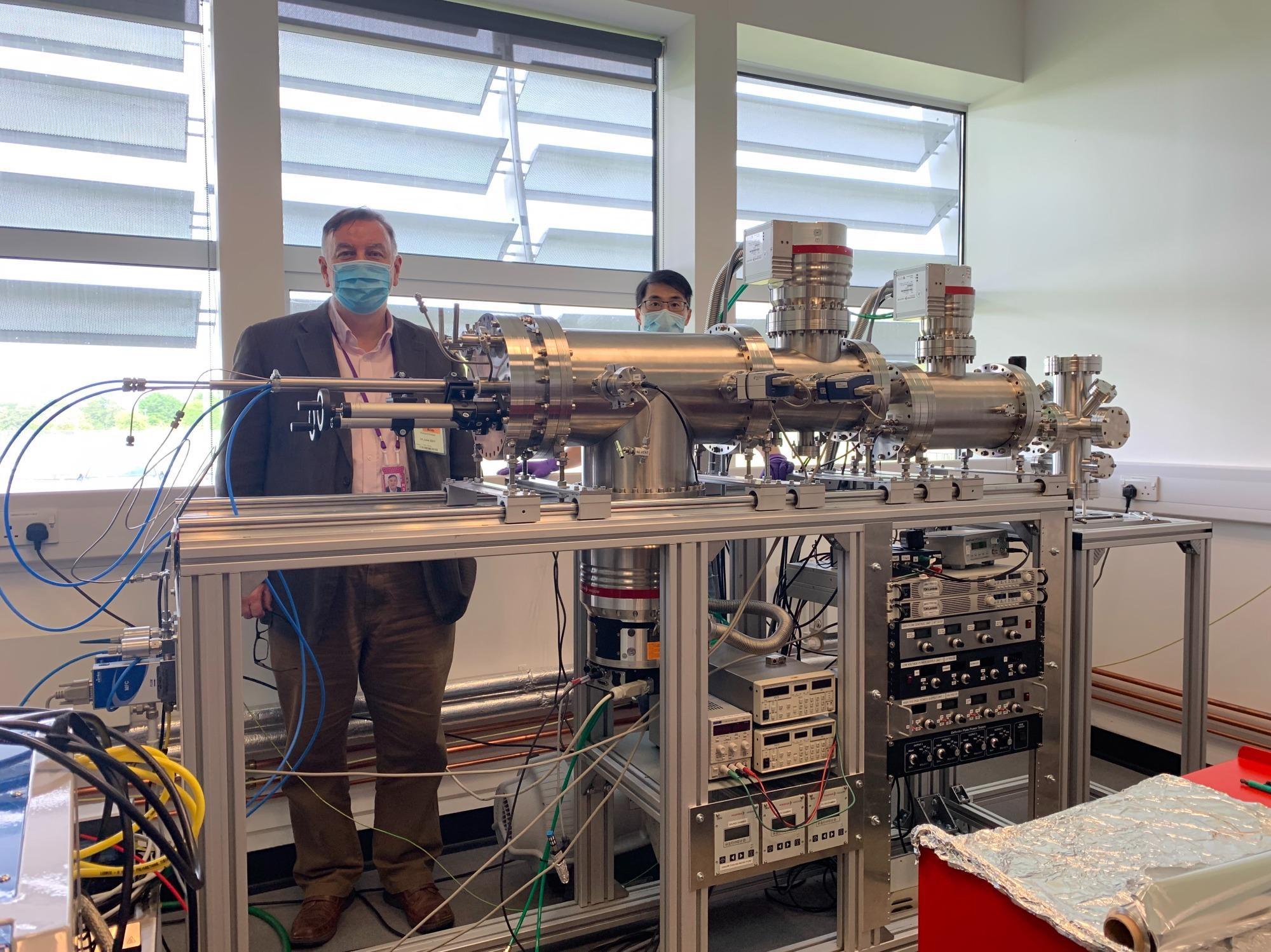 Swansea University and Diamond Light Source to Exploit Revolutionary Nanoparticle Beam Technology