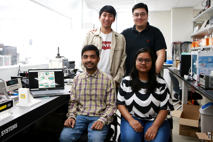 New Film can be Used in Nanogenerators to Generate Electricity from Mechanical Motion.
