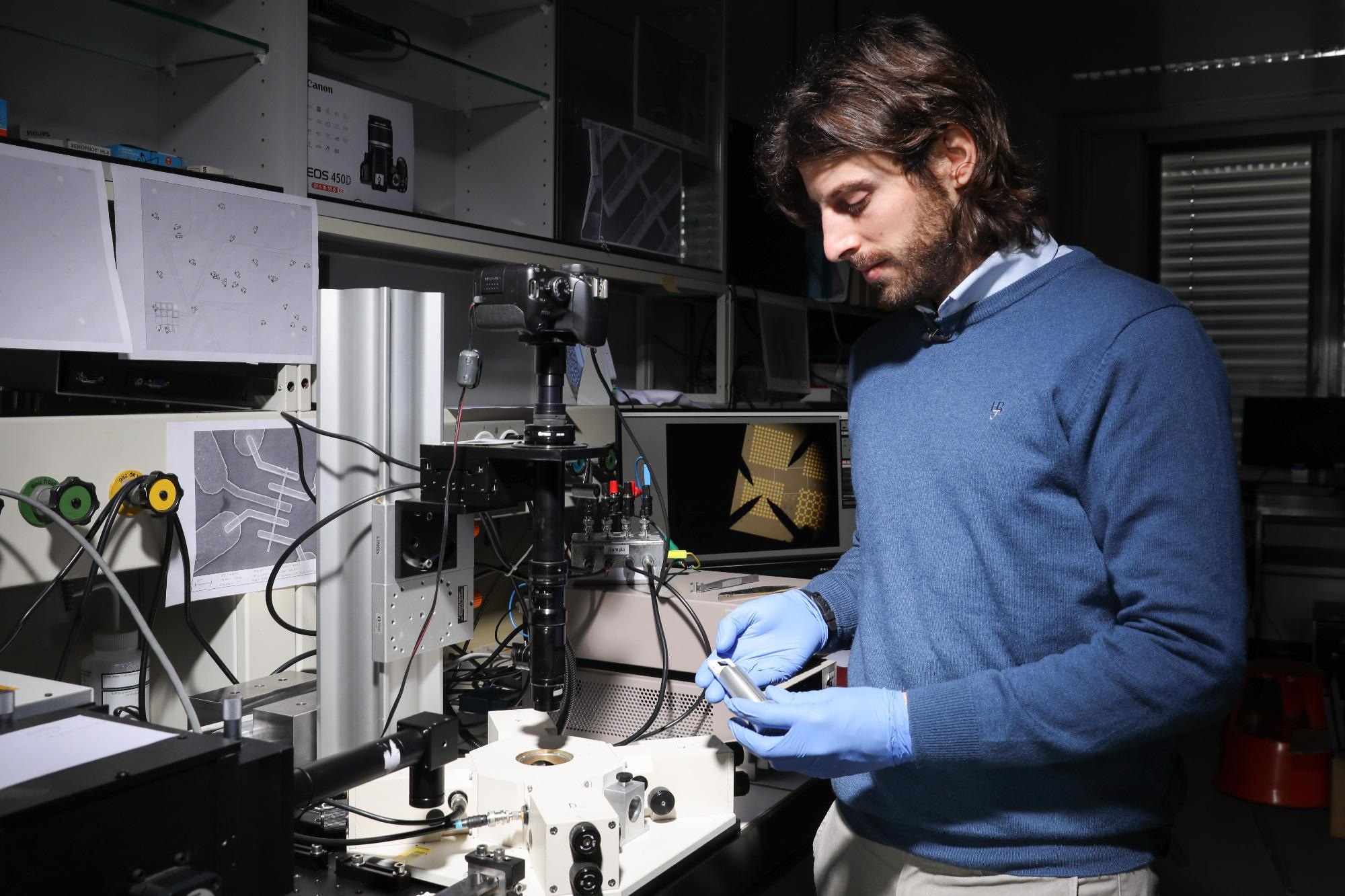 Processing Power of Computers Enhanced Using  New Nanowire Networks