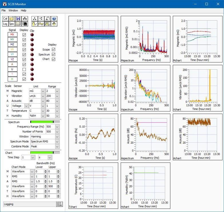 NEW: SC28 Monitoring System from Spicer Consulting Now Available