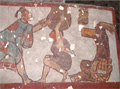 Nanotechnology Used for Conservation of Ancient Mayan Wall Painting