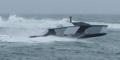 Nano-Carbon Fiber Boat Successfully Completes Sea Trials