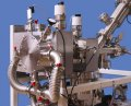 New Integrated System for Monitoring Atmospheric Plasma Reactions