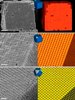 Novel Self-Assembly Process to Synthesize Plasmonic Metamaterials