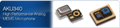 Akustica Introduces High-Performance Analog MEMS Microphone for Mobile Device Market