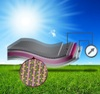 Flexible PV Cells Using Nanowire-Coated Graphene Sheets