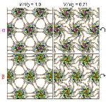 Superlattice Structures Self-Assembled from Silver Nanoparticles Form in Layers with Hydrogen Bonds