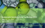 Speakers Announced for European – US Sustainable Nanotechnology Conference