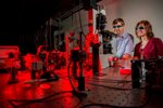 Optical Microscopy and Multiphoton Fluorescence Help Analyze Silicized Surface