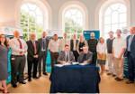 Oxford Instruments and University of Bristol School of Physics Sign a Memorandum of Understanding