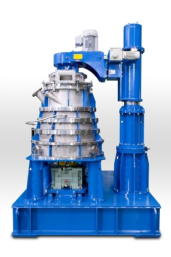Save Up To 80% Energy Costs With The Micron Pulvis Sub-Micron Mill