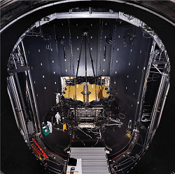 "NASA's James Webb Space Telescope Is Now Hanging Out In A Vibration-Isolating ""Hammock"" Supported By Minus K's Negative-Stiffness Vibration Isolators"