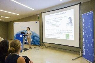 Women in Graphene Career Development Day