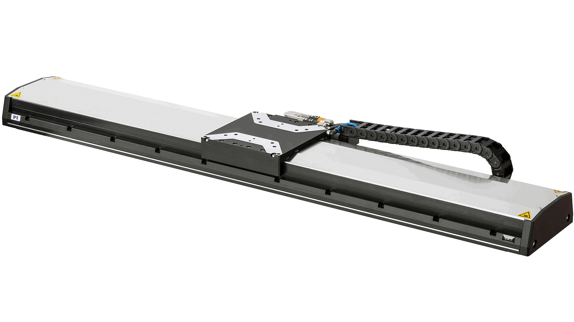 "Long Travel Linear Motor Stage – 32"" Travel, Nanometer Resolution"