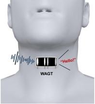 New Wearable Artificial Throat Transform Throat Movements into Sounds