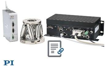 Controlling Hexapod 6-DOF Alignment Robots via EtherCAT