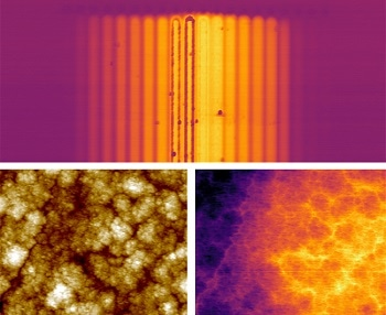 Oxford Instruments Asylum Research Releases a New Application Note Introducing Scanning Capacitance Microscopy (SCM)
