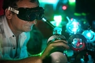 Researchers Demonstrate Solid-State Laser Refrigeration of Nanoscale Sensors