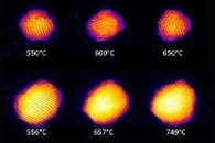 Infrared Imaging Using Ultrathin and Transparent Semiconductor Nanocrystals