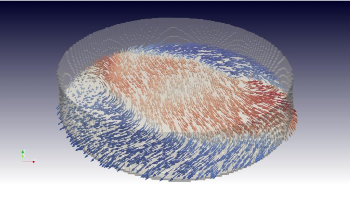 Researchers Record Short 3D Film of Magnetic Processes on the Nanometer Scale