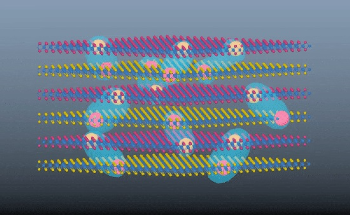 Kitchen-Temperature Supercurrents From Stacked 2D Materials