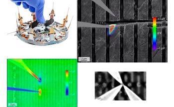 Kleindiek NanoTechnik Launch the PS8e – A Fully Encoded, High-end Nanoprobing Solution