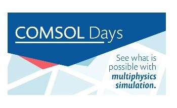 Announcing COMSOL Days 2021: 40+ Online Events on Multiphysics Simulation