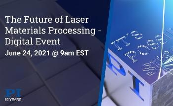 Future of Laser Materials Processing - Digital Event
