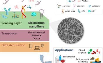 How Nanofibers can Improve the Performance of Biosensors