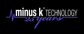 Minus K Technology logo.