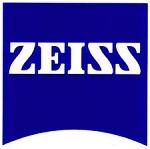 Carl Zeiss Microscopy GmbH logo.