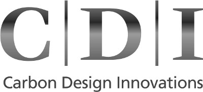 Carbon Design Innovations logo.