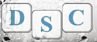 DSC: Data Support Company logo.