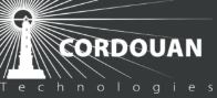 Cordouan Technologies logo.
