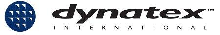 Dynatex International logo.