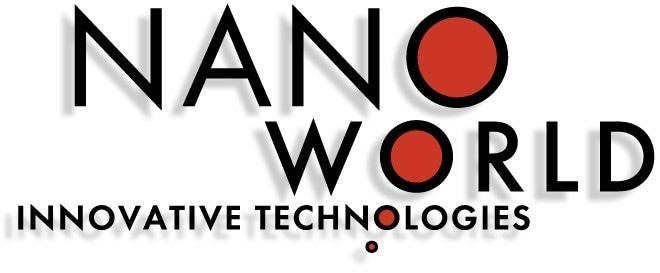 Nanoworld AG logo.