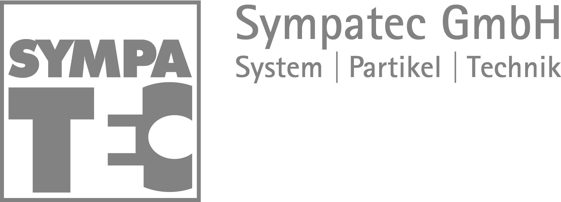 Sympatec GmbH logo.