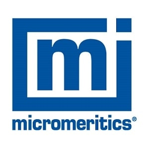 Micromeritics Instrument Corporation logo.