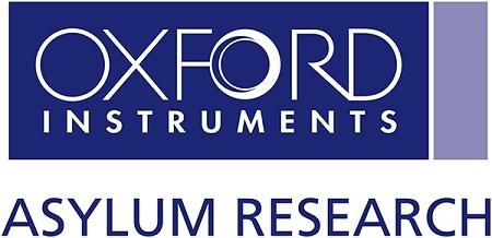Asylum Research - An Oxford Instruments Company logo.