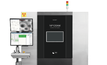NF120(200 nano resolution) X-ray Inspection System.