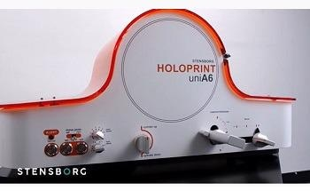 Stensborg, The Invention of the HoloPrint® uniA6 DT