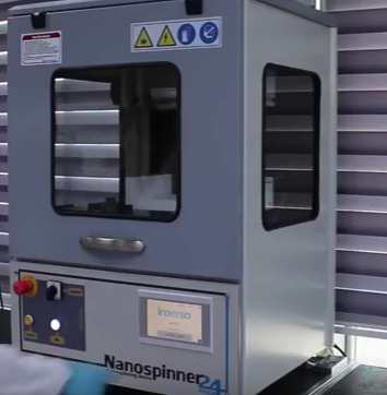 Nanospinner24 Touch Multinozzle Electrospinning Machine